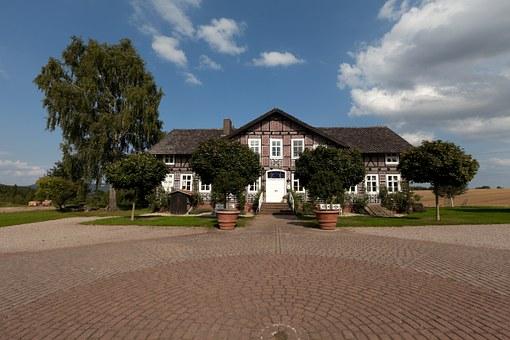 Mitteldeutsches Anwesen